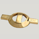 42mm Continental Type Brass Spanner
