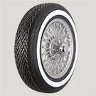Blockley Radial 155HR15 White Wall