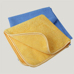 Pair of Microfibre Cloths by FIX40