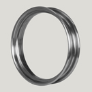 "3¼"" x 20"" Rolled Edge Carbon Steel Rim"